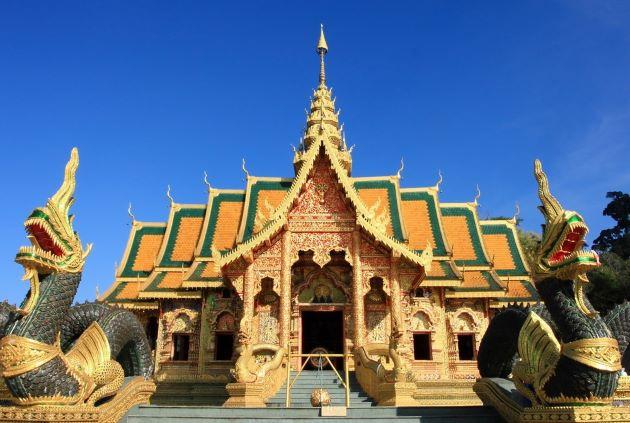 royal palace phnom penh cambodia and vietnam family holidays
