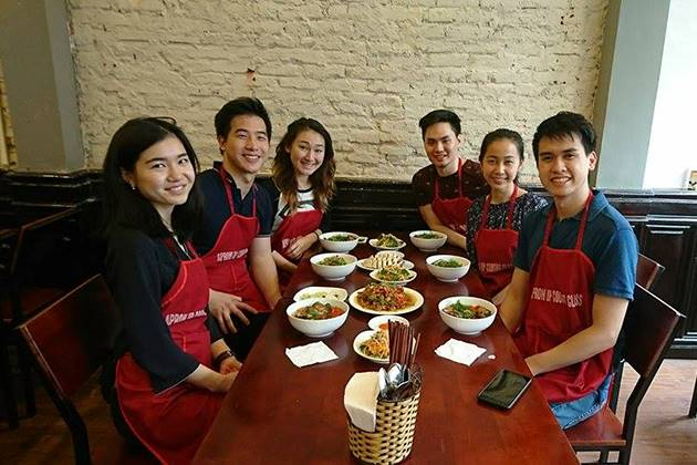 Learn How to Cook Vietnamese Dishes at Apron Up Cooking Class