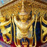 the Royal Grand Palace in bangkok