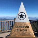 the fansipan peak