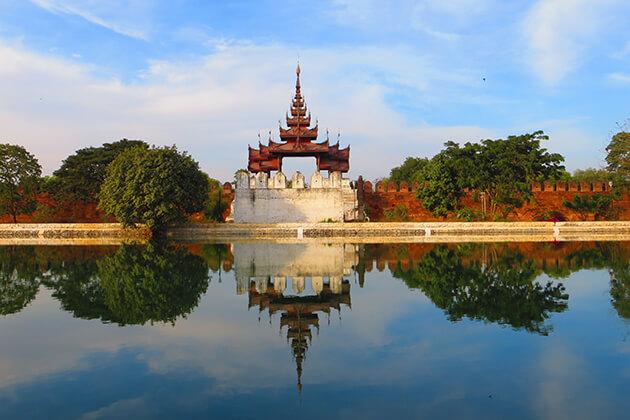 the mandalay palace