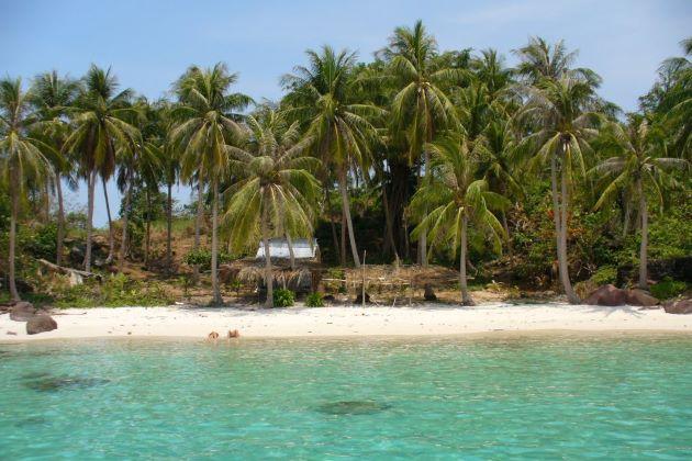 thom islet phu quoc island