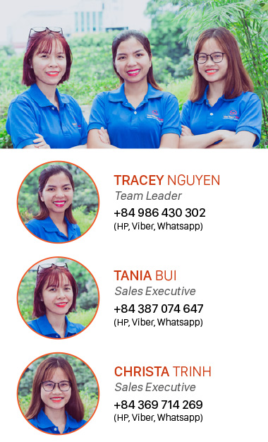 Vietnam Tours & Vacation Packages Customer Support Team