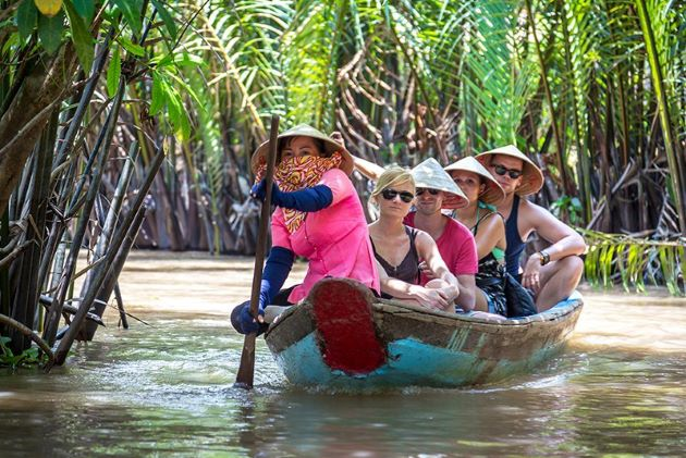 boat tour in mekong delta vietnam classic tours