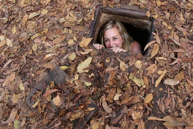 cu chi tunnels in ho chi minh city classic vacation in vietnam