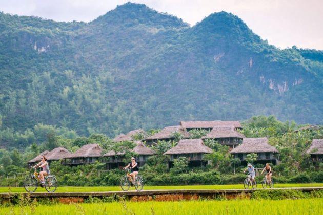 hoa binh vietnam honeymoon packages