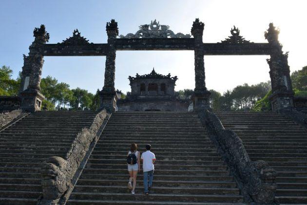 hue vietnam honeymoon vacation