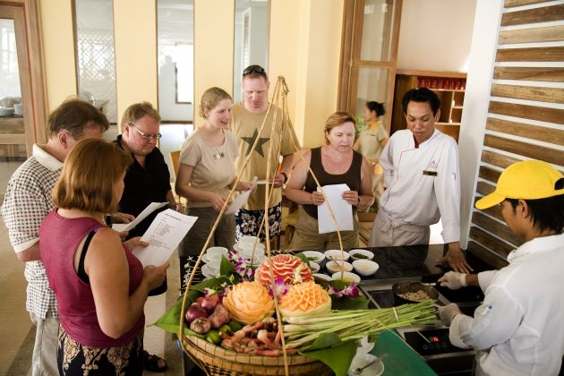join in a cooking class in hoi an classic tours to vietnam