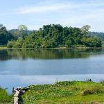lake at nam cat tien national park