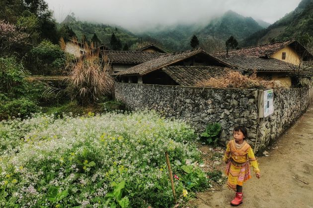 local village ha giang day tour