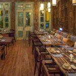 ngon villa restaurant in hanoi