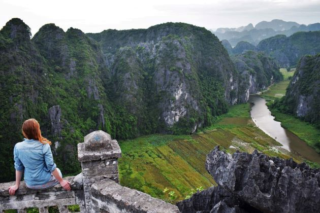 adventure travel vietnam cannot miss ninh binh in the itineraries