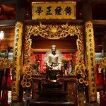 temple of literature worships chu van an