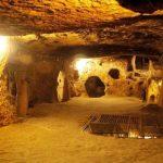 underground tunnels in cu chi