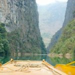 adventure in nho que river in ha giang