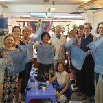 hanoi textile tour vietnam adventure holidays