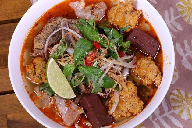hue special noodle soup