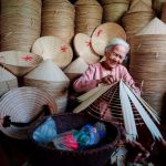 making conical hat in hue