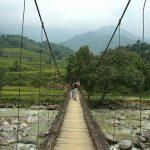 visit y linh ho village in sapa town