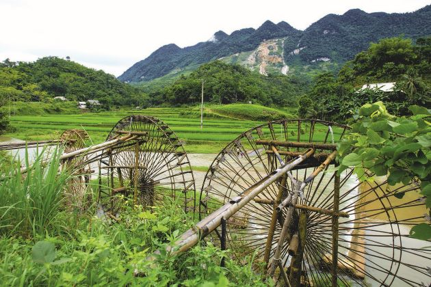 Pu Luong nature retreat