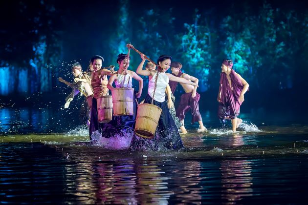 The Quintessence of Tonkin Show in hanoi