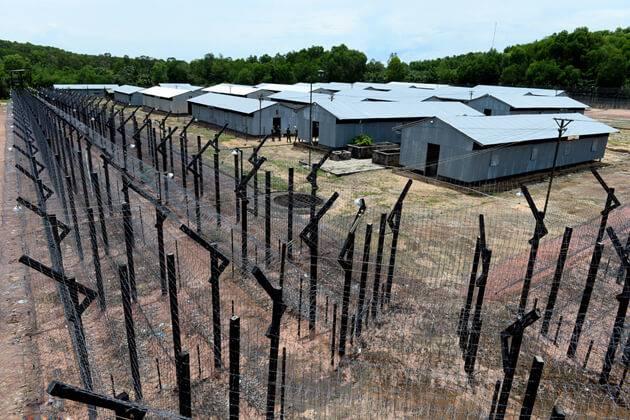explore phu quoc prison on phu quoc tours