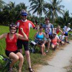 hue rural cycling tour
