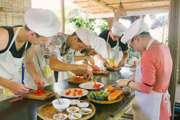join in an interesting class in hoi an