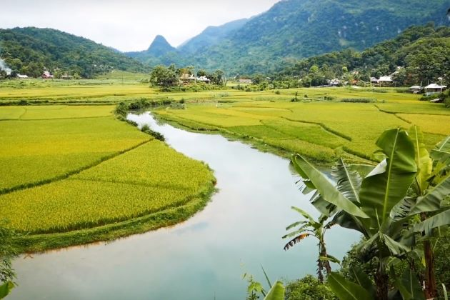 mai chau to pu luong nature reserve