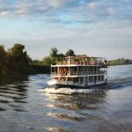 river cruise on mekong river in vietnam
