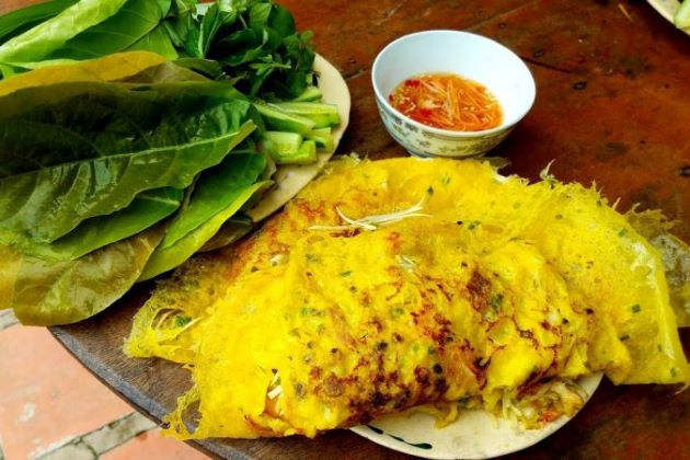 specialty banh xeo in saigon