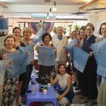 textile tour in hanoi