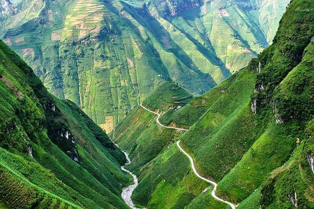 the pristine nature of ha giang