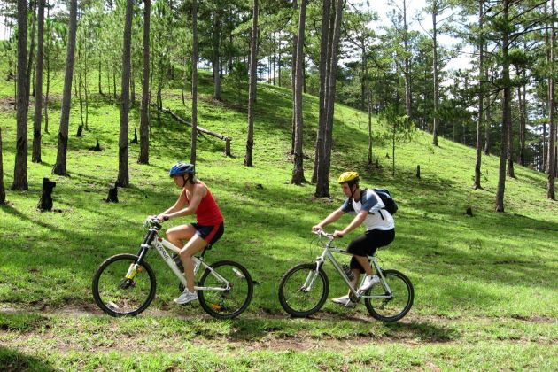 vietnam cycling holidays in dalat