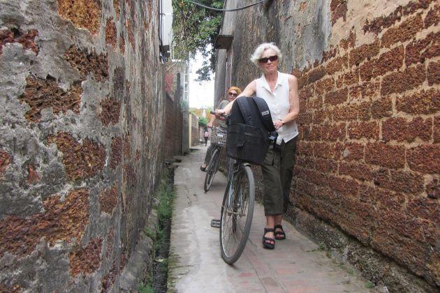 duong lam cycling village