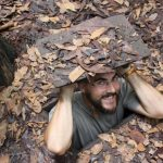 explore the underground system of cu chi tunnels