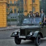 hanoi city tour by jeep