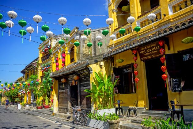 hoi an ancient town luxury holidays in vietnam