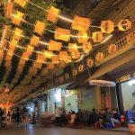 nightlife at hanoi old quarter