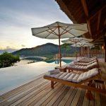 relax at six senses ninh van bay