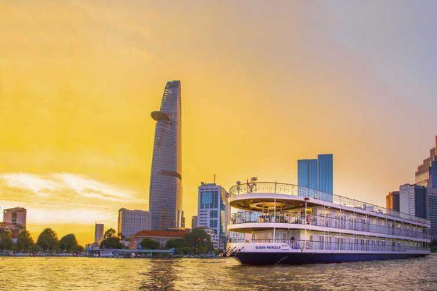 river cruise on saigon river luxury journeys in vietnam