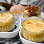 taste unique egg coffee