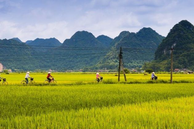 cycling tour for responsible travel