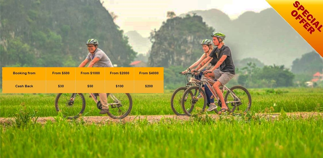 special summer promotion for vietnam tour packages