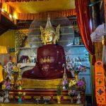 Nee Paya Bamboo Buddha Image