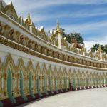 Sagaing in myanmar