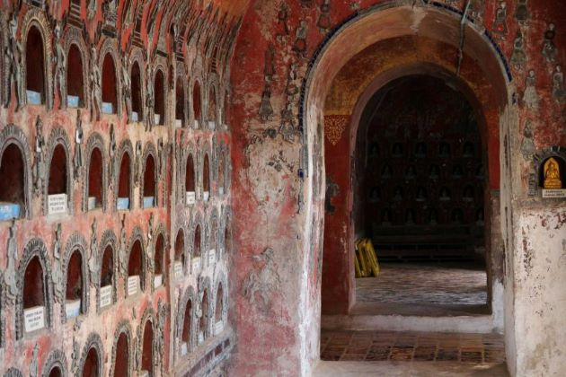Shwe Yan Pyay Monastery in heho