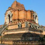 Wat Chadi Luang in thailand