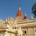 ananda temple in myanmar