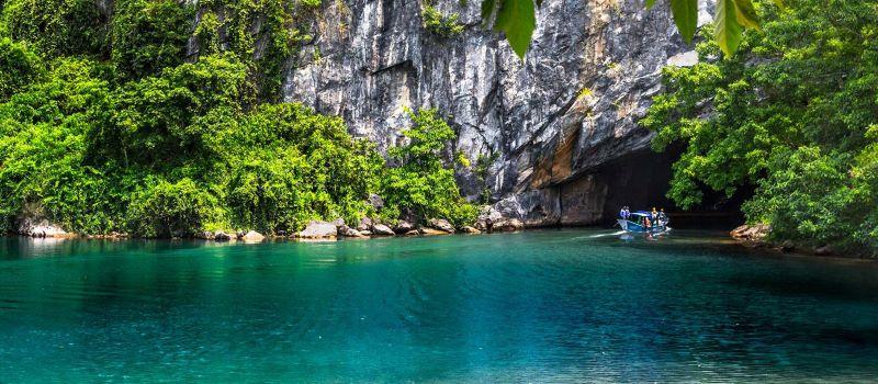 boat trip to phong nha ke bang banner